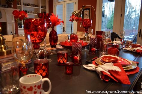 valentine s day table settings valentine s day table setting