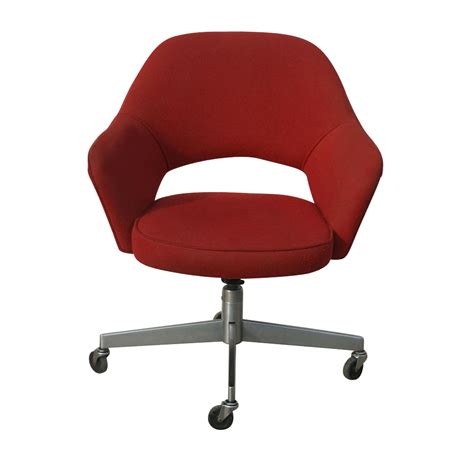 Knoll Executive Chair by Vintage Knoll Saarinen Executive Task Chair