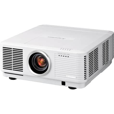 mitsubishi projector mitsubishi ud8350u dlp projector ud8350u b h photo