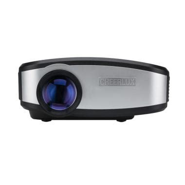 Lu Projector Untuk R25 jual cheerlux c6 1200l projector led mini with digital tv