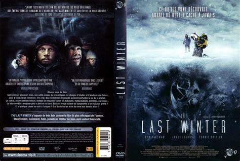 The Last Winter jaquette dvd de the last winter cin 233 ma