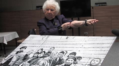 canadian holocaust survivor returns to auschwitz for 70th