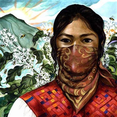 imagenes mujeres zapatistas autonomy solidarity organization