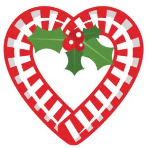 candy cane heart svg scrapbook cut file cute clipart files  silhouette cricut pazzles