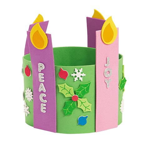 advent wreath crafts for advent candle stand up wreath decoration crafts crafts