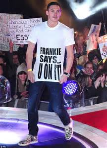 Cool Home Plans celebrity big brother 2012 ladies man frankie cocozza