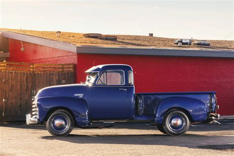chevy trucks 1951 chevrolet 3100 pickup