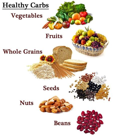 carbohydrates 5 sources do you need more energy make the fix with
