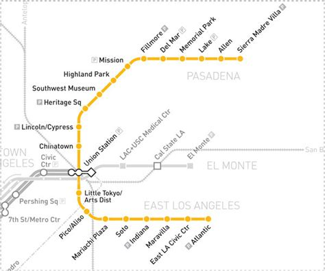 metro gold line map adventures on the la metro part ii the gold line that fantastic