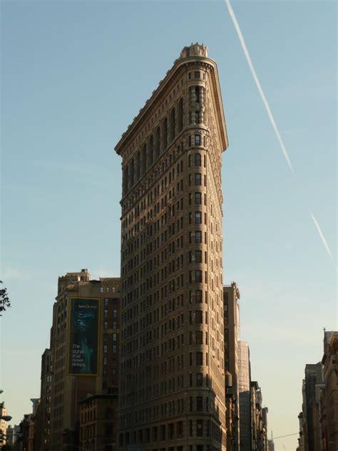fotografia  york flat iron building fotos