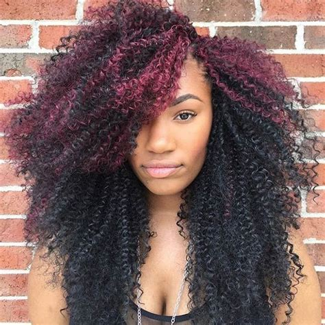 Crochet Hairstyles For Black by 41 Chic Crochet Braid Hairstyles For Black Hair Crochet