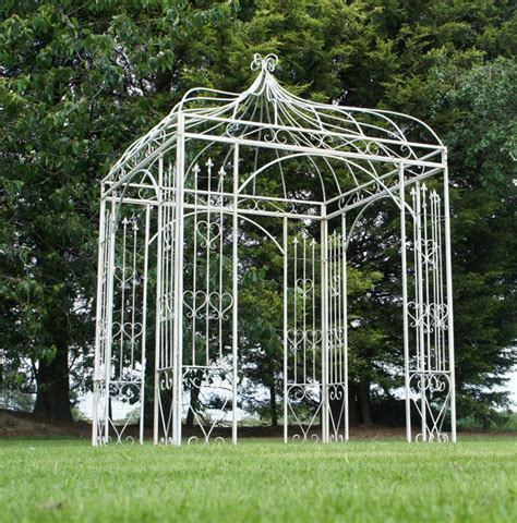 Iron Gazebo 10 X 10 Wrought Iron Gazebo Gazeboss Net Ideas