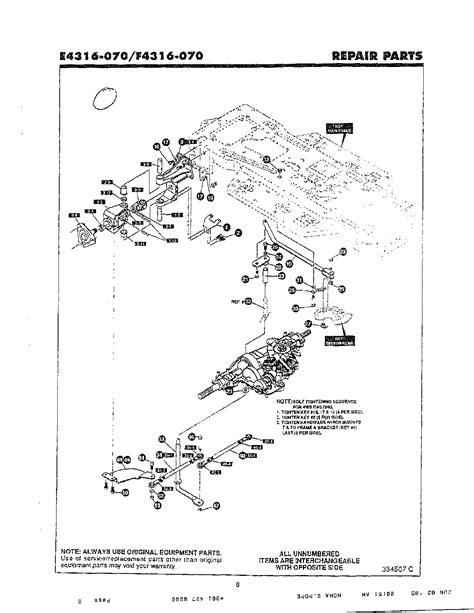 Noma Parts Diagram