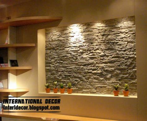 interior rock wall interior wall tiles designs ideas modern tiles