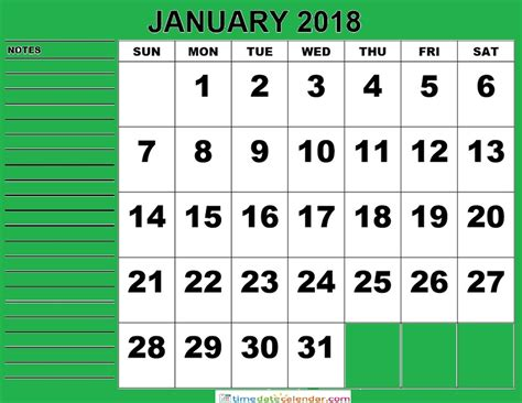 Calendar Events 2018 January Calendar 2018 Malaysia Free Printable Calendar