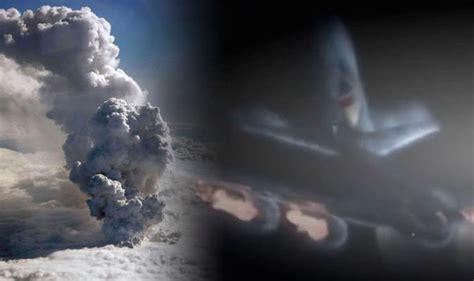 british airways flight   engines fail due  volcanic ash  survived travel news
