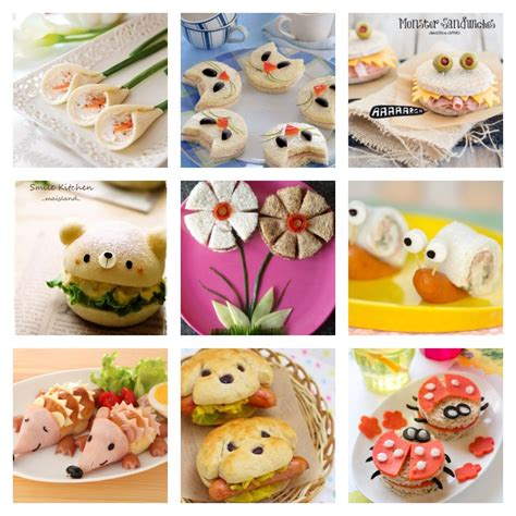 11 creative cing food ideas and recipes that will make 25 creative sandwich ideas that kids will love