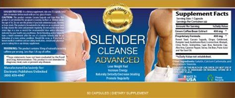 Detox Health Innovations by Slender Cleanse Advanced The Ultimate Dr Recommended
