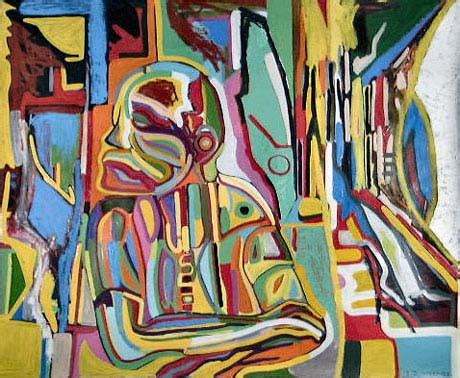 famous popular abstract paintings