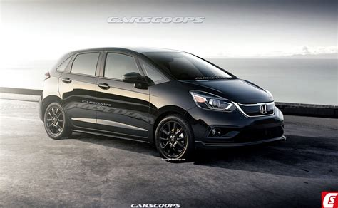 Honda Jazz 2020 by 2020 Honda Fit Jazz Design Engines And Everything Else