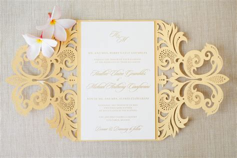 Unique Ways To Seal Wedding Invitations by 10 Ways To Make Your Wedding Invitations Unique