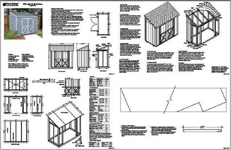 shed plans   learn diy building shed blueprints