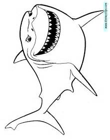 free nemo crush coloring pages