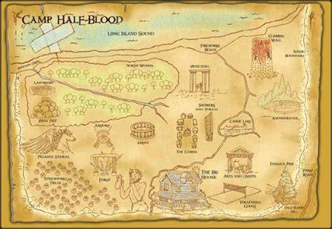 c half blood map map of chb finds