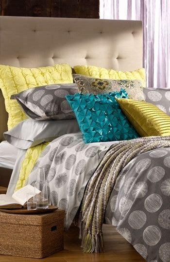 teal yellow and grey bedroom yellow gray and teal bedding for the home