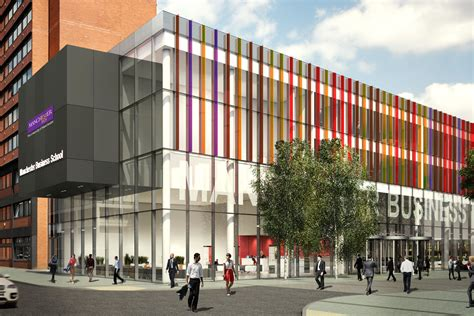 Part Time Mba Manchester by Plans Submitted For Manchester Business School Bdp