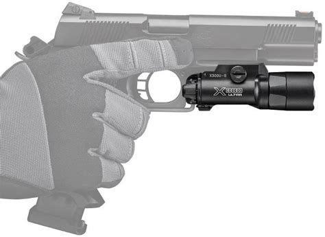 best surefire weapon light surefire x300 ultra led handgun long gun weaponlight