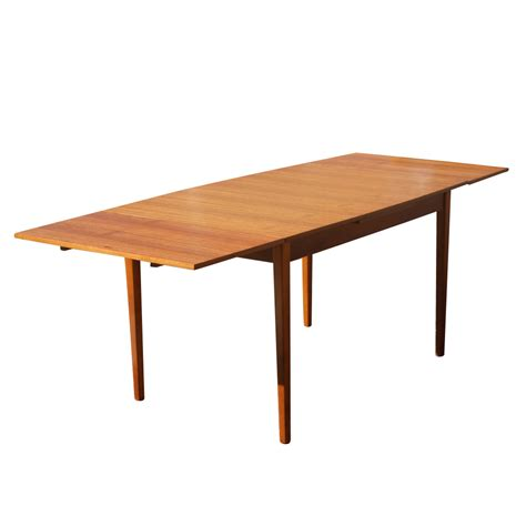 teak dining table 79 quot vintage teak extension dining table ebay