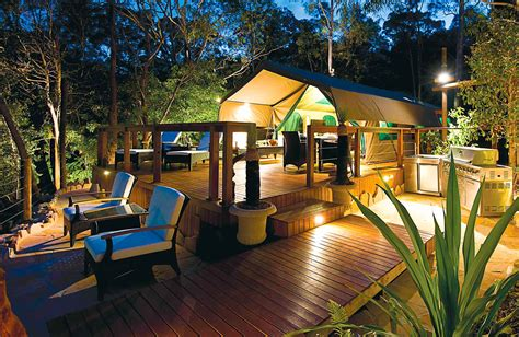luxury park tandara nsw national parks