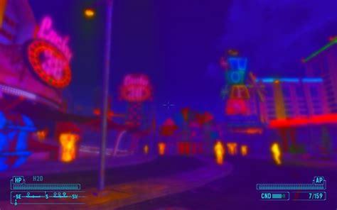thermal vision enhanced vision and thermal vision beta at fallout new