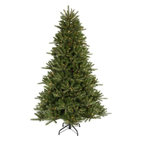 shop northlight 6 ft 6 in pre lit vermont fir artificial