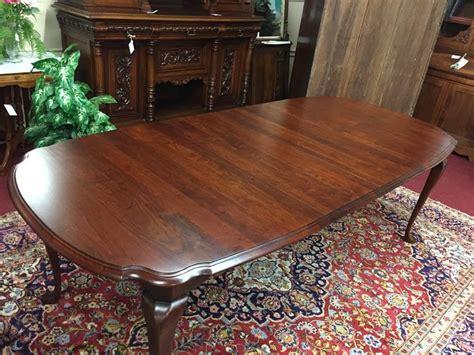 pennsylvania house cherry dining table bohemians