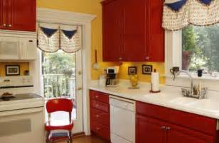 Red Kitchen Furniture by Pictures Of Red Kitchen Cabinets Kitchen Design Best