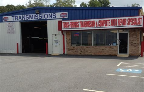 Trans Formers Transmission & Complete Auto Repair