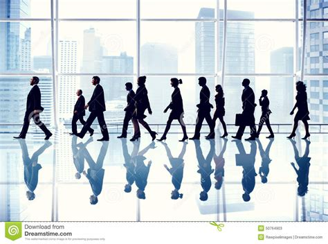 walking business business walking office city concept stock image image 50764903