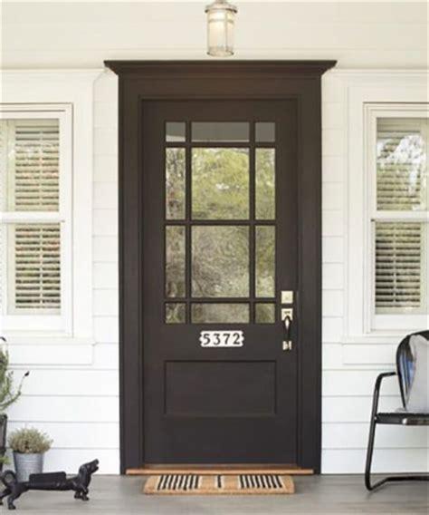 Best Black Paint For Front Door 27 Best Front Door Paint Color Ideas Home Stories A To Z