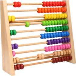 Large Rainbow Wall Stickers wooden rainbow abacus voila large rainbow abacus