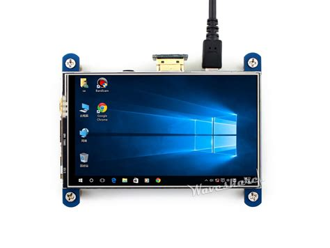 Lcd Monitor 8 4 Inch 4inch resistive touch screen lcd hdmi interface ips