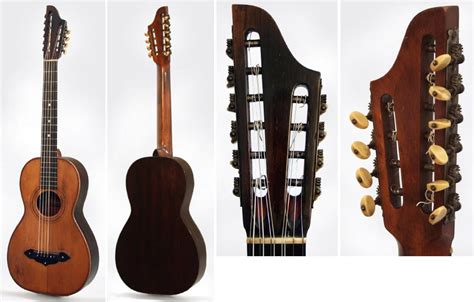 String History - the birth of the american 12 string guitar by gregg miner