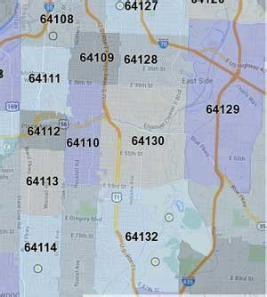 kansas city zip code map optimus 5 search image zip codes by city map