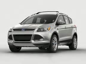 2015 Ford Escape Suv 2015 Ford Escape Price Photos Reviews Features
