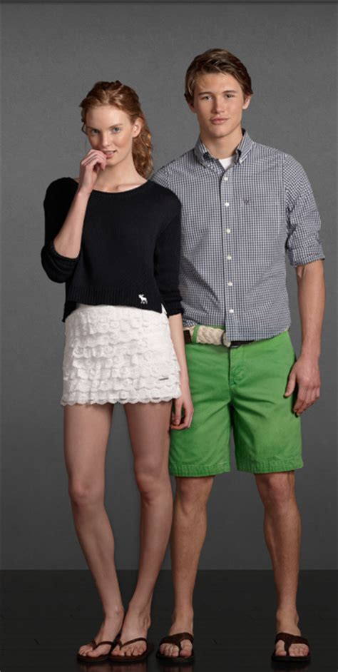 abercrombie fitch lookbook of the spring summer 2011 the sitch on fitch january 2013