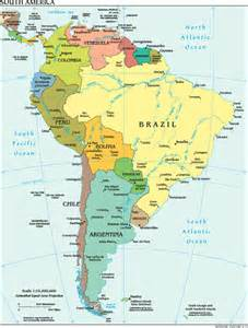 south america map no names file quot political south america quot cia world factbook svg