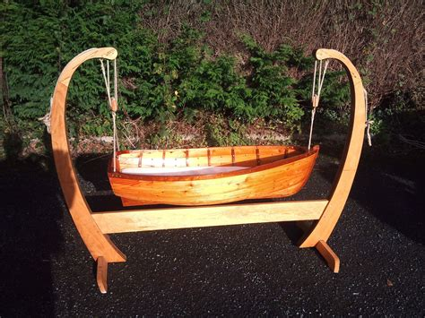 made baby boat crib by robynwilliams2 on etsy 800