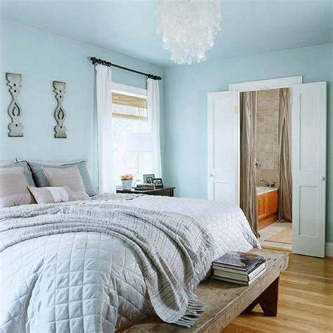hellblaues schlafzimmer bedroom light blue paint colors for ideas 2017 interalle