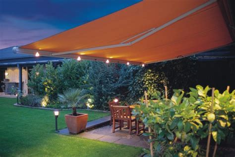 Patio Awning Lights Retractable Patio Awnings Markliux Weinor Bespoke Electric Manual Awnings